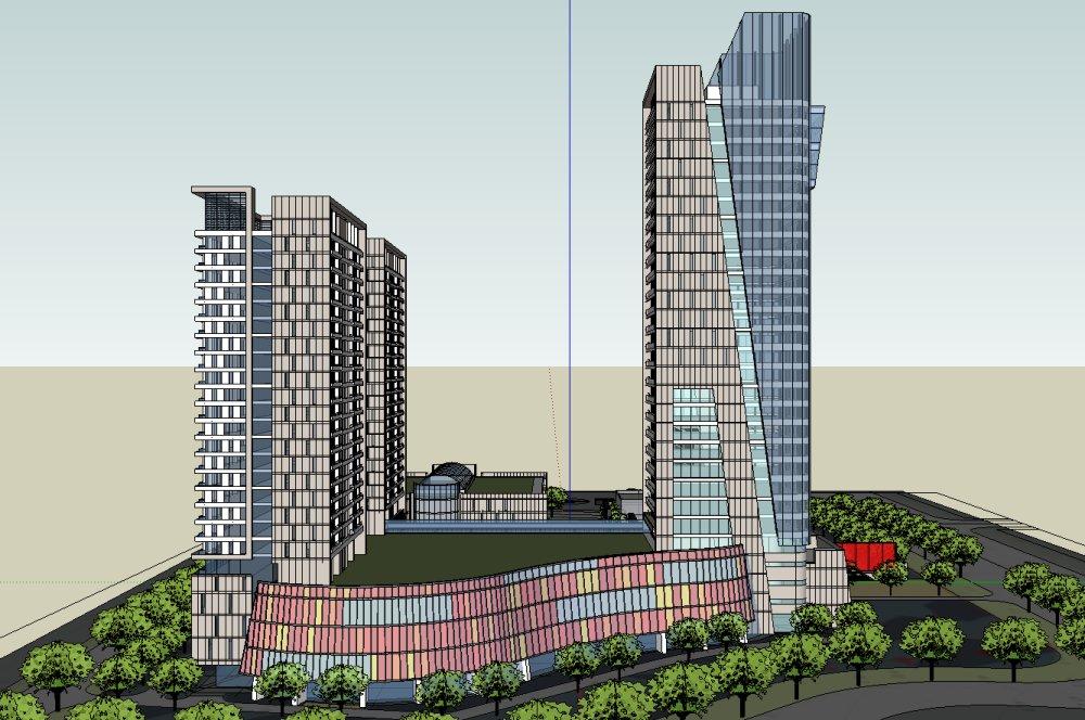浅谈高层建筑结构设计中的常见问题及有效措施