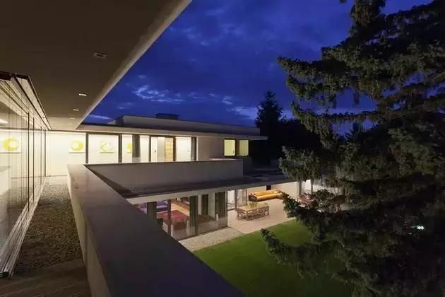 包豪斯建筑设计名作-森林山别墅