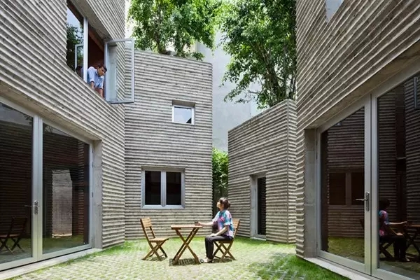 越南树房子建筑设计,有创意!