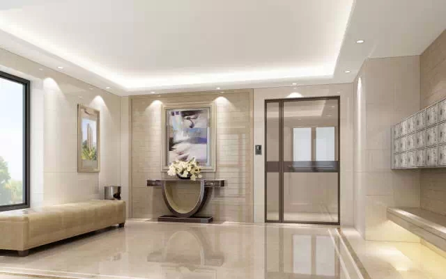 北京万科住宅公共区装修标准