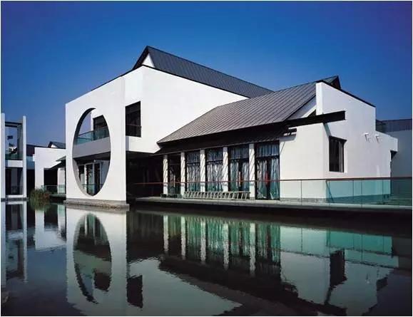 当代住宅建筑风格专题:新中式风格