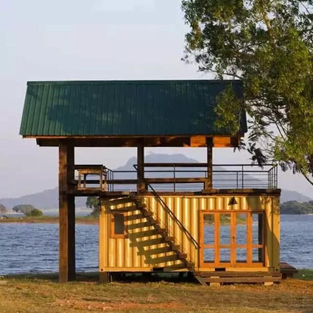 集装箱小屋设计