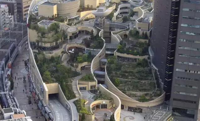 帶你玩轉日本商業建筑空間設計之道-行業新聞-戶型圖