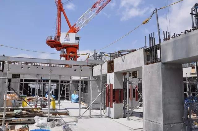 看完日本50层装配式住宅工地