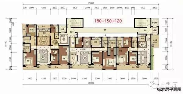2梯3户城市豪宅,罕见7大创新特色!
