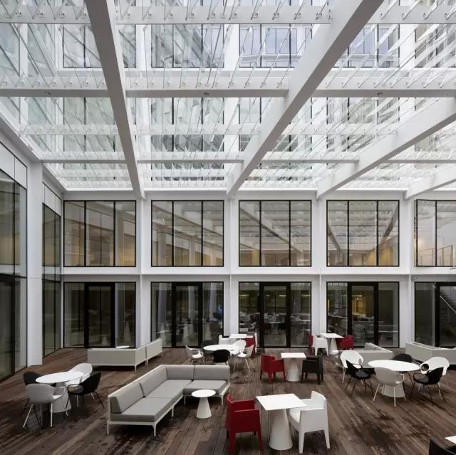 历史建筑的新生-巴黎办公楼改造项目-行业新闻-户型