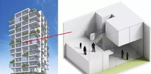 2049年未来住宅 一种拼装组合式住宅畅想