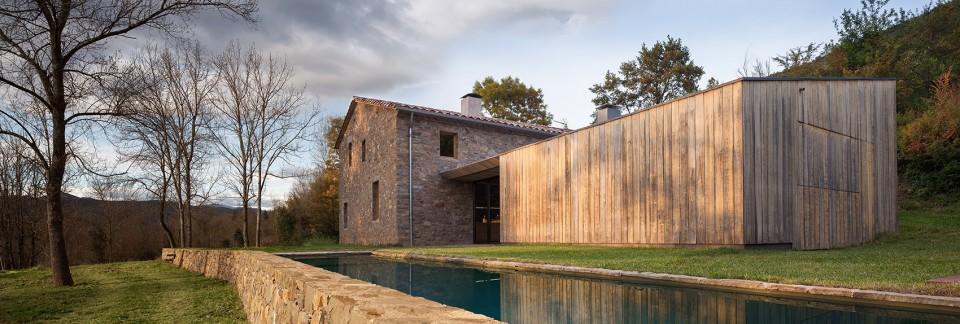 西班牙山林农场住宅-行业新闻-户型图下载-户型图