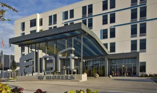 126个白金五星级酒店入口设计