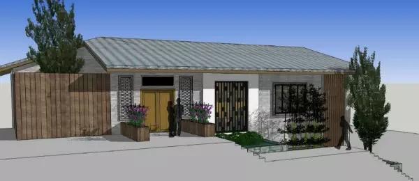260平方房屋设计图纸