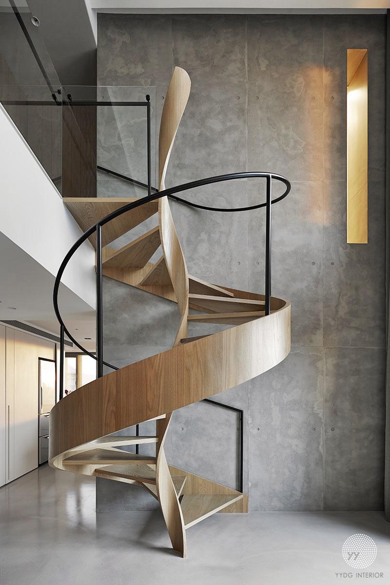 木石为居-台湾公寓设计-行业新闻-户型图下载