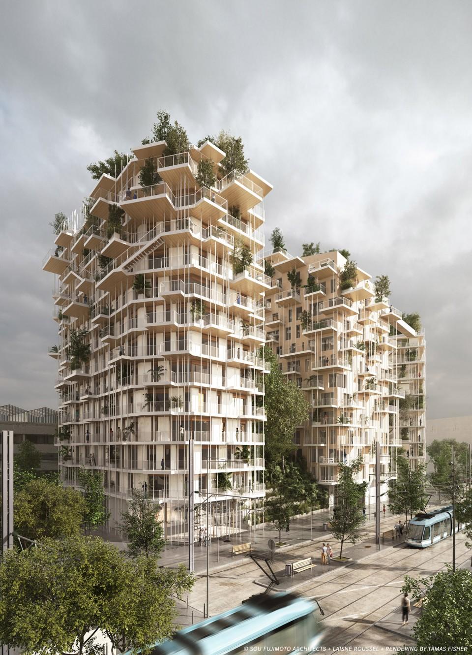 将成为全世界最高木结构建筑