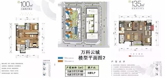 深圳塔楼户型图