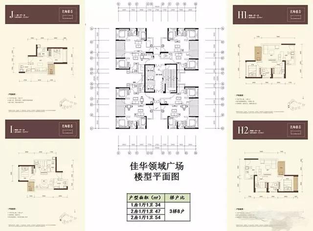 深圳推出第3代单元式公寓,即将淘汰内廊式公寓!图片