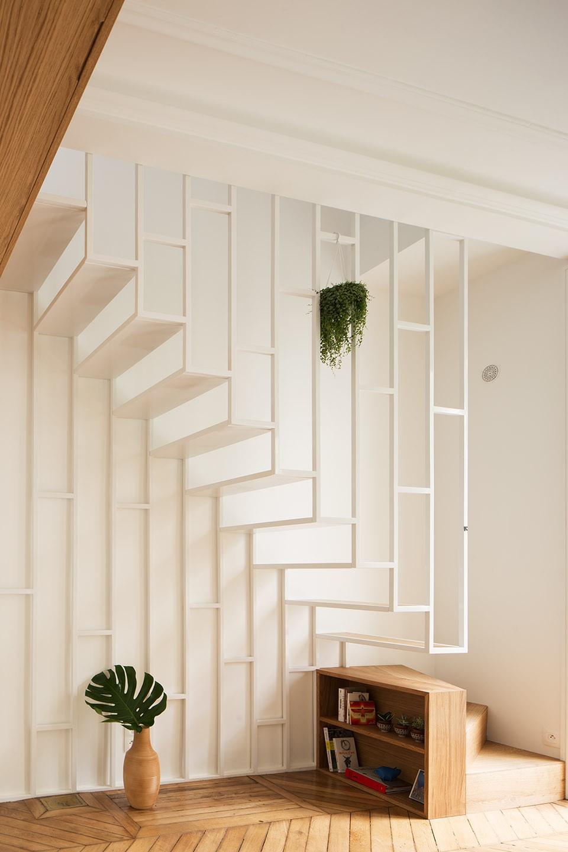 70平米楼梯设计