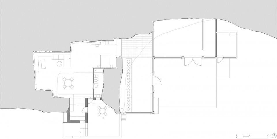 窑洞平面图设计